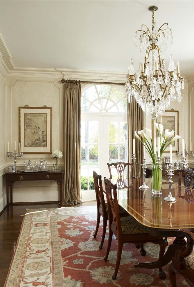 Featured Image of Best Classic Dining Room With Carpet Floor