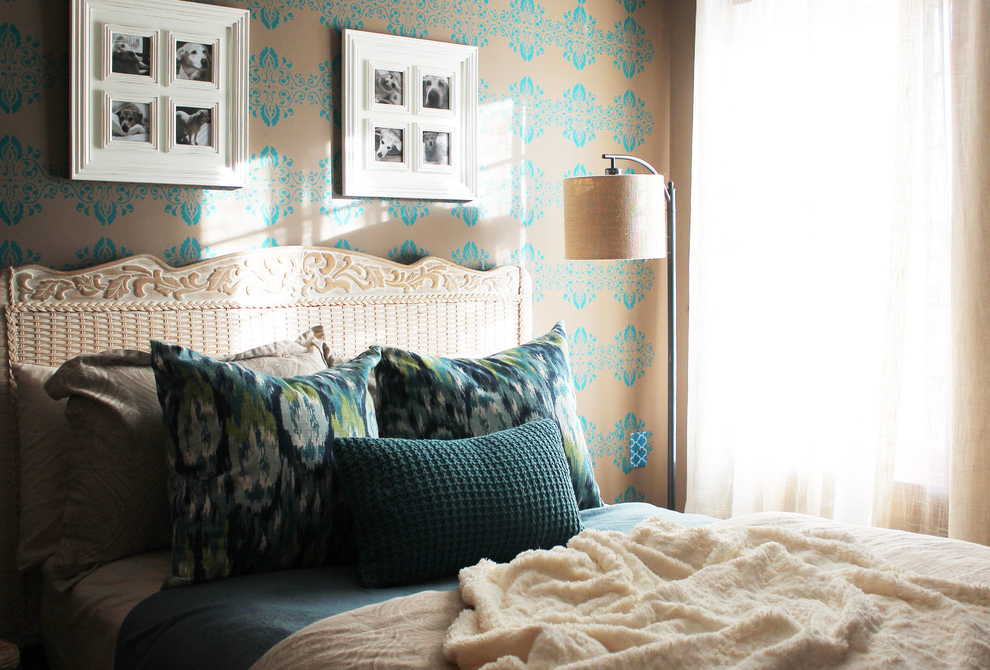 Featured Image of Best DIY Bedroom Wall Cover
