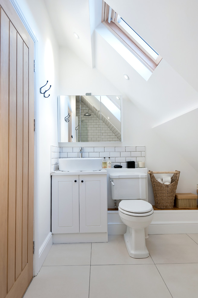 Featured Image of Best Small Attic Bathroom Design