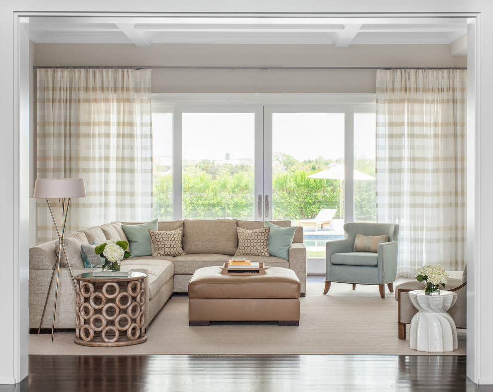 Calm Living Room Color Scheme For Modern Interior (View 10 of 11)