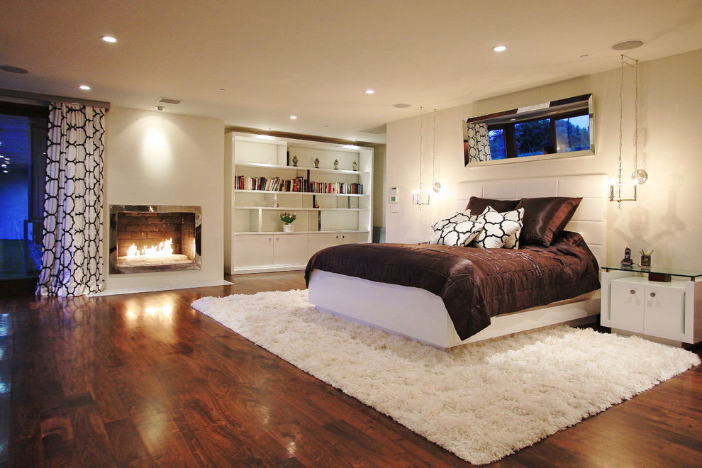 Featured Image of Casual Bedroom In Contemporary Design