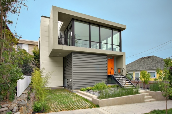 Featured Image of Cheap Modern Home Exterior Design Ideas