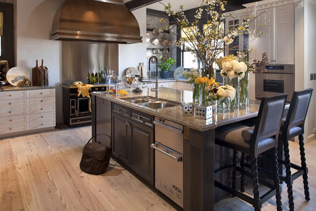Featured Image of Chic American Kitchen Design Inspirations