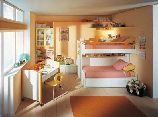 Featured Image of Children Bedroom Furniture Ideas