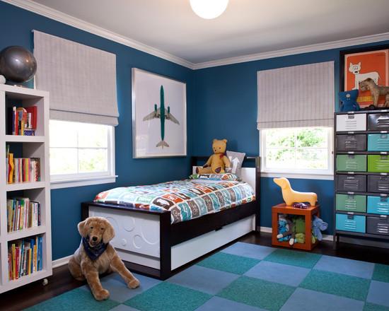 Featured Image of Children Bedroom Furniture Interior Ideas