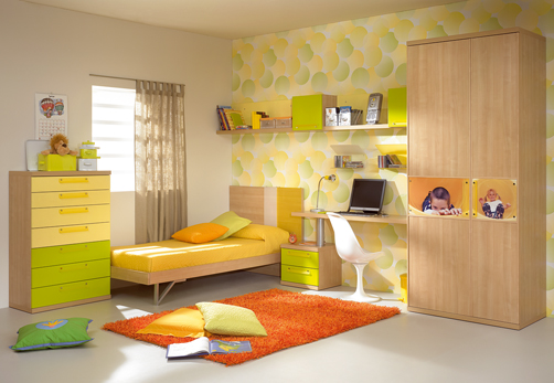Featured Image of Children Bedroom Wall Decoration Design
