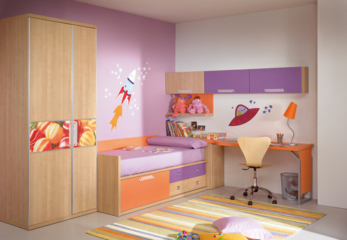 Featured Image of Children Bedroom Wall Decoration For Boy