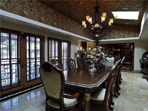 Featured Image of Classic Formal Dining Room Design Ideas