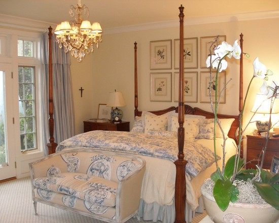 Featured Image of Classic French Bedroom Design Ideas