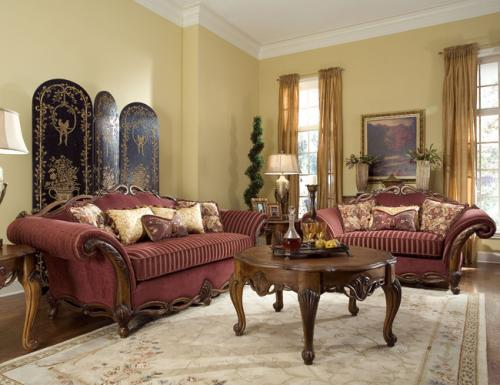 Featured Image of Classic Furniture For Living Room
