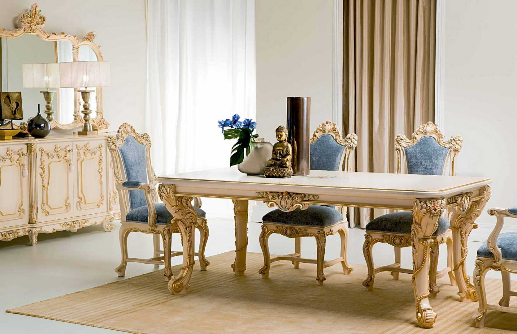 Featured Image of Classic Italian Dining Room Furniture