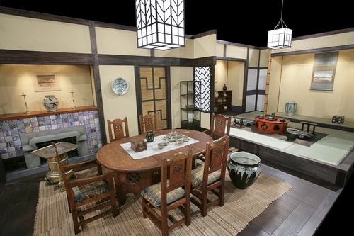 Featured Image of Classic Japanese Dining Room Furniture Ideas