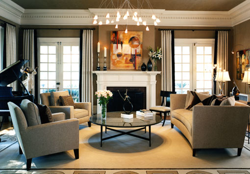 Featured Image of Classic Living Room Decoration Ideas