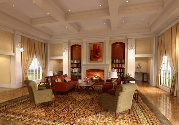 Featured Image of Classic Living Room Ideas
