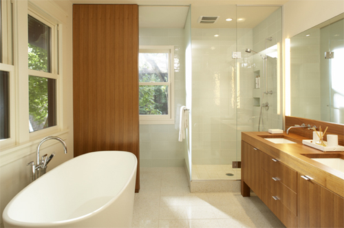 Featured Image of Classic Modern Bathroom Design