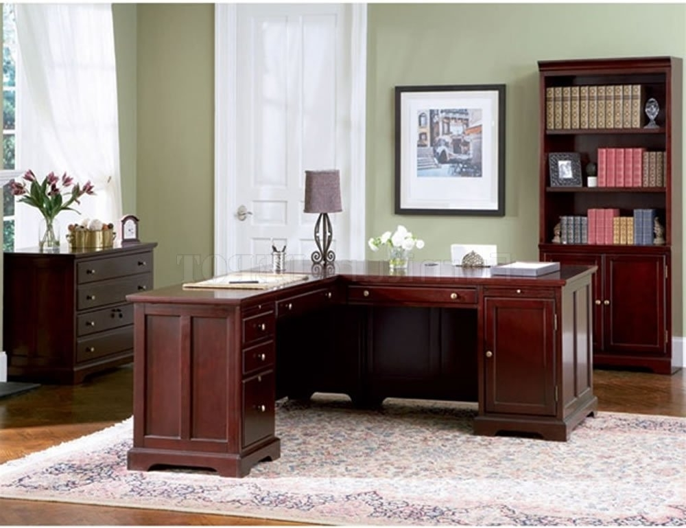 Featured Image of Classic Office Interior Design Ideas