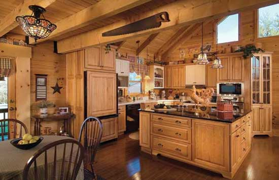 Featured Image of Classic Rural Kitchen Design Ideas