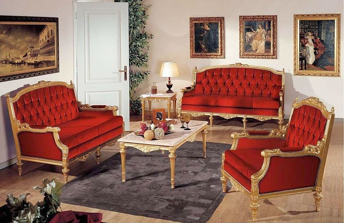 Featured Image of Classic Style Sofa Ideas