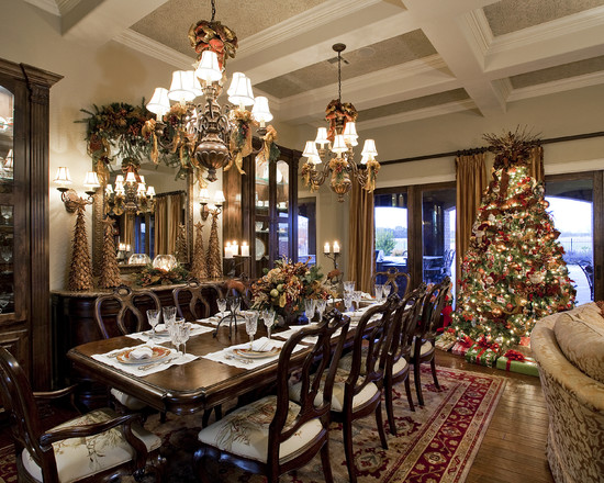 Featured Image of Classic Traditional Dining Room Chandelier Ideas