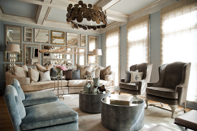 Featured Image of Classy Chic American Interior Inspirations