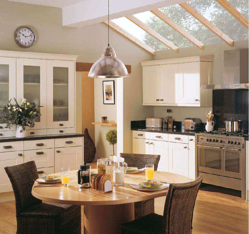 Featured Image of Combining Kitchen Dining Room