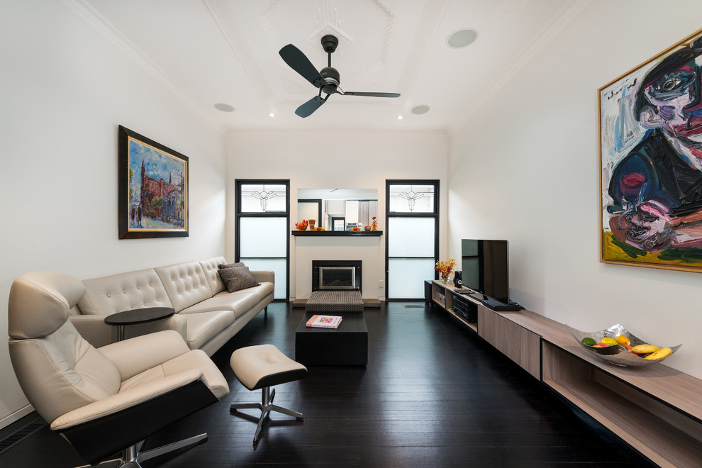 Featured Image of Contemporary Eclectic Lounge Room In Luxury Design