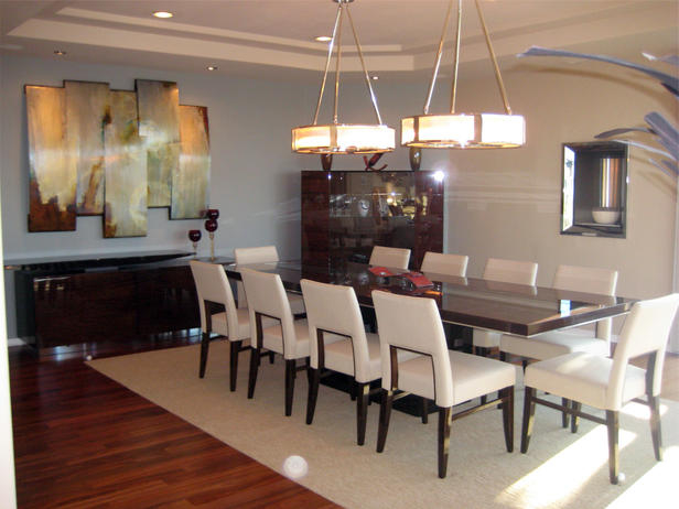 Featured Image of Contemporary Italian Dining Room Furniture