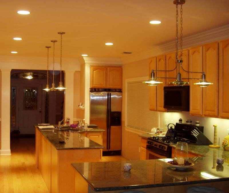 Featured Image of Contemporary Kitchen Design In Basement