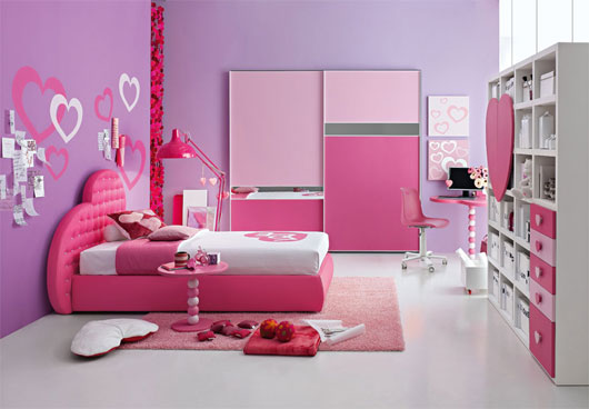 Featured Image of Contemporary Pink Bedroom Makeover Ideas