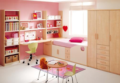 Featured Image of Cool Pink Bedroom Makeover Ideas