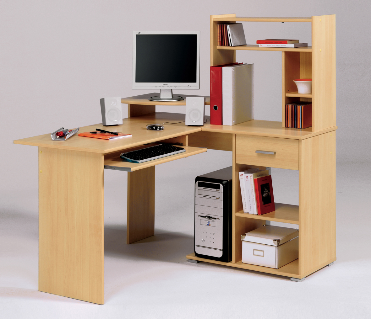Featured Image of Corner Computer Desk Ideas
