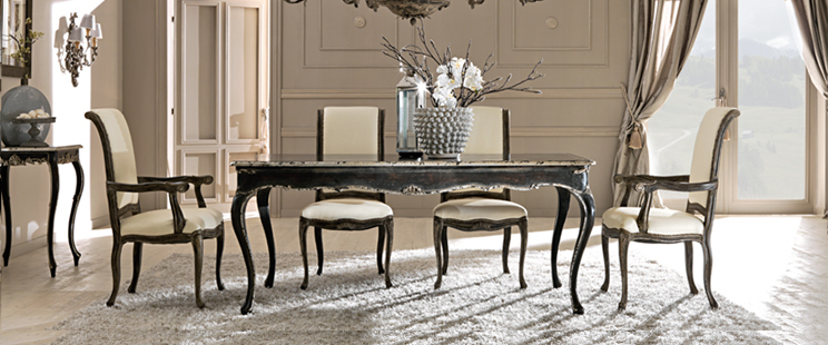 Featured Image of Country Style Italian Dining Room