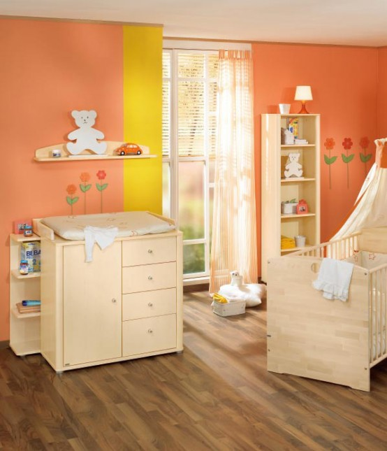 Featured Image of Cozy Modern Baby Nursery Furniture