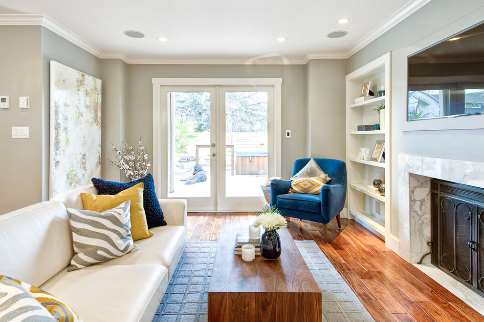 Featured Image of Living Room Color Scheme