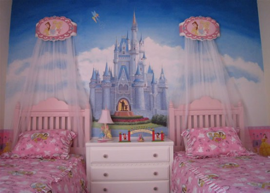 Featured Image of Creative Children Girl Room Decoration