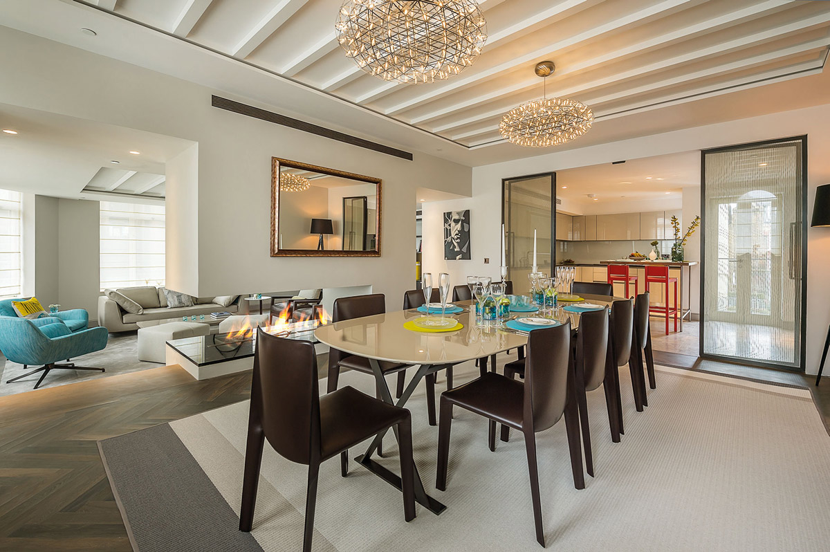 Featured Image of Creative Dining Room Lighting