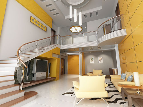 Featured Image of Creative Home Interior Paint Ideas