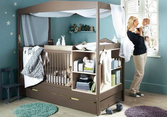 Featured Image of Creative Nursery Room Decoration Ideas
