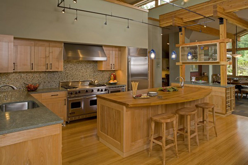 Featured Image of Creative Wooden House Interior Decorating Ideas