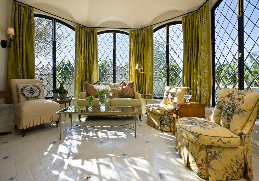 Featured Image of Curtains For Large Triple Windows