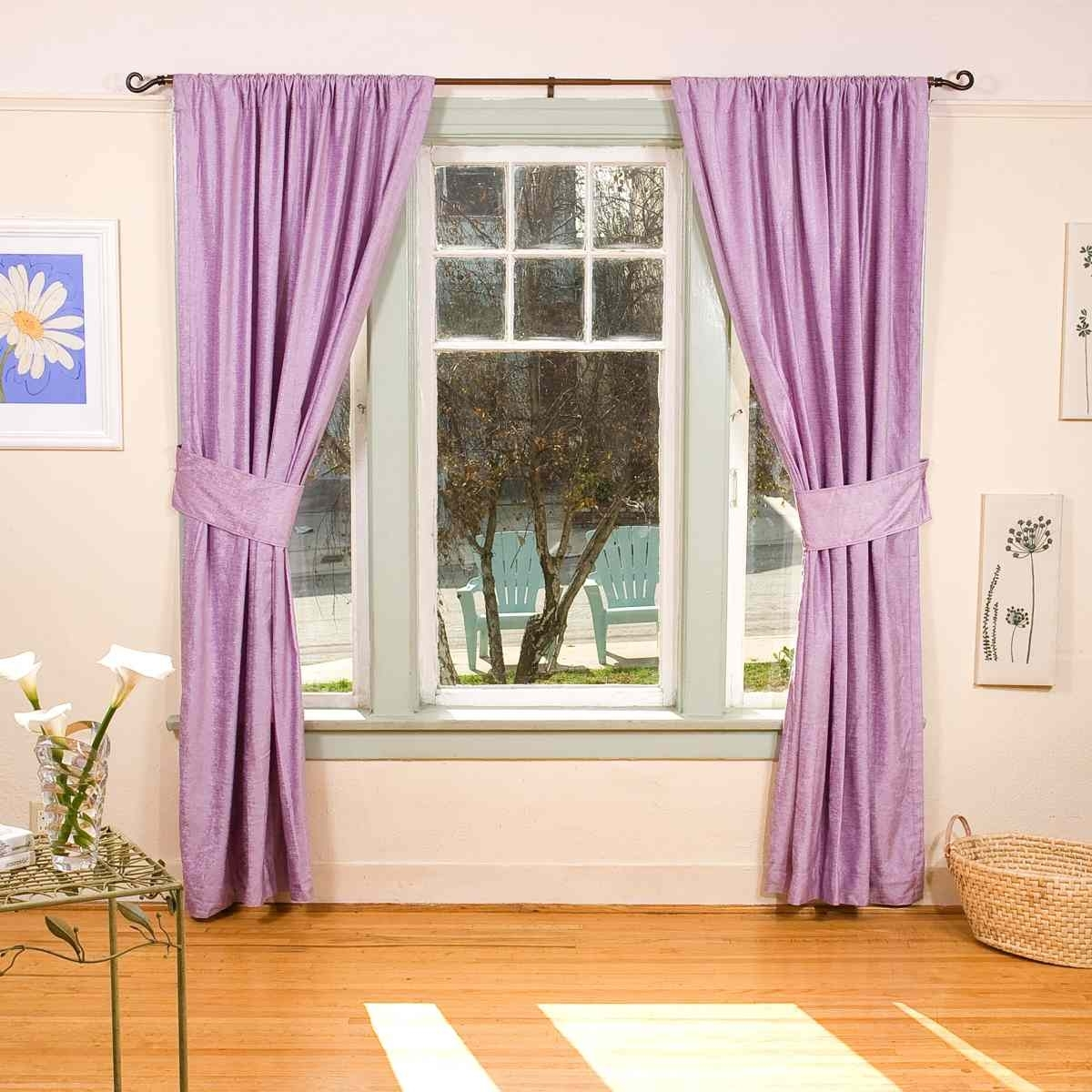 Featured Image of Curtains Rods For Bay Windows