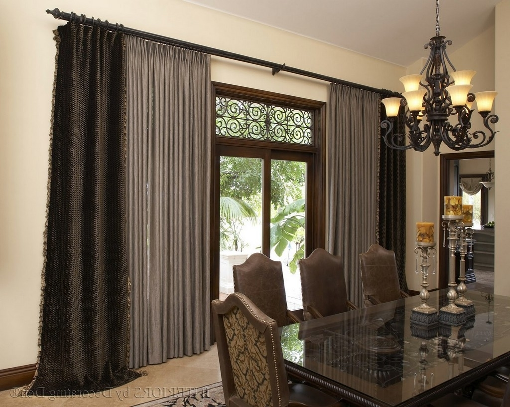 Featured Image of Curtains Rods For French Doors