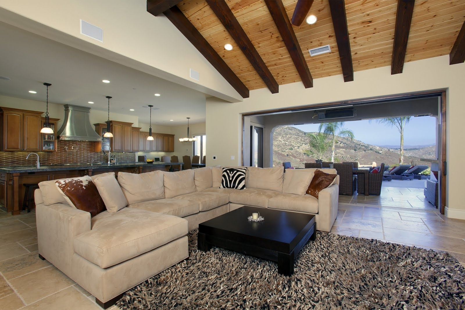 Featured Image of Custom Drop Ceiling In Living Room