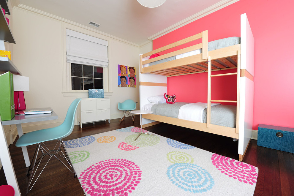 Featured Image of Cute Bunk Beds Decoration Theme For Girl