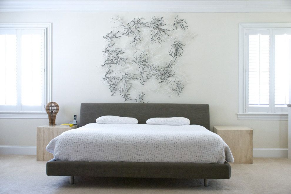Featured Image of DIY Bedroom Decorative Wall