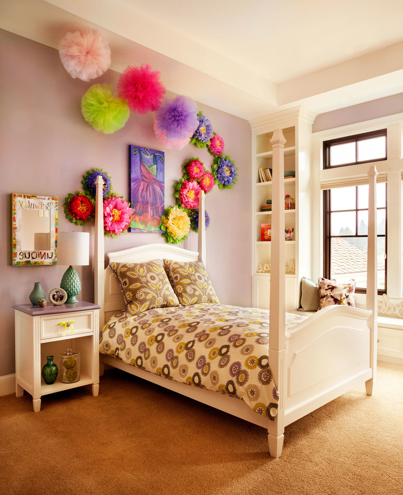 Featured Image of DIY Creative And Colorful Wall Decor For Kids Bedroom