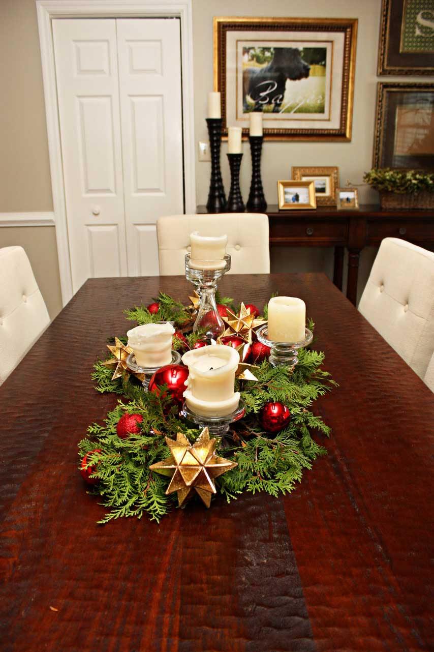 Featured Image of DIY Dining Table Centerpiece