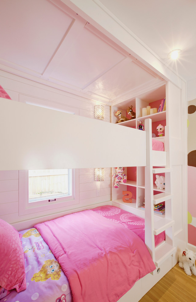 Featured Image of Decorate Cute Bunk Beds For Girl