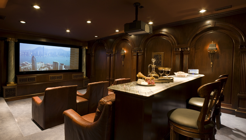 Featured Image of Deluxe Home Theatre Furniture