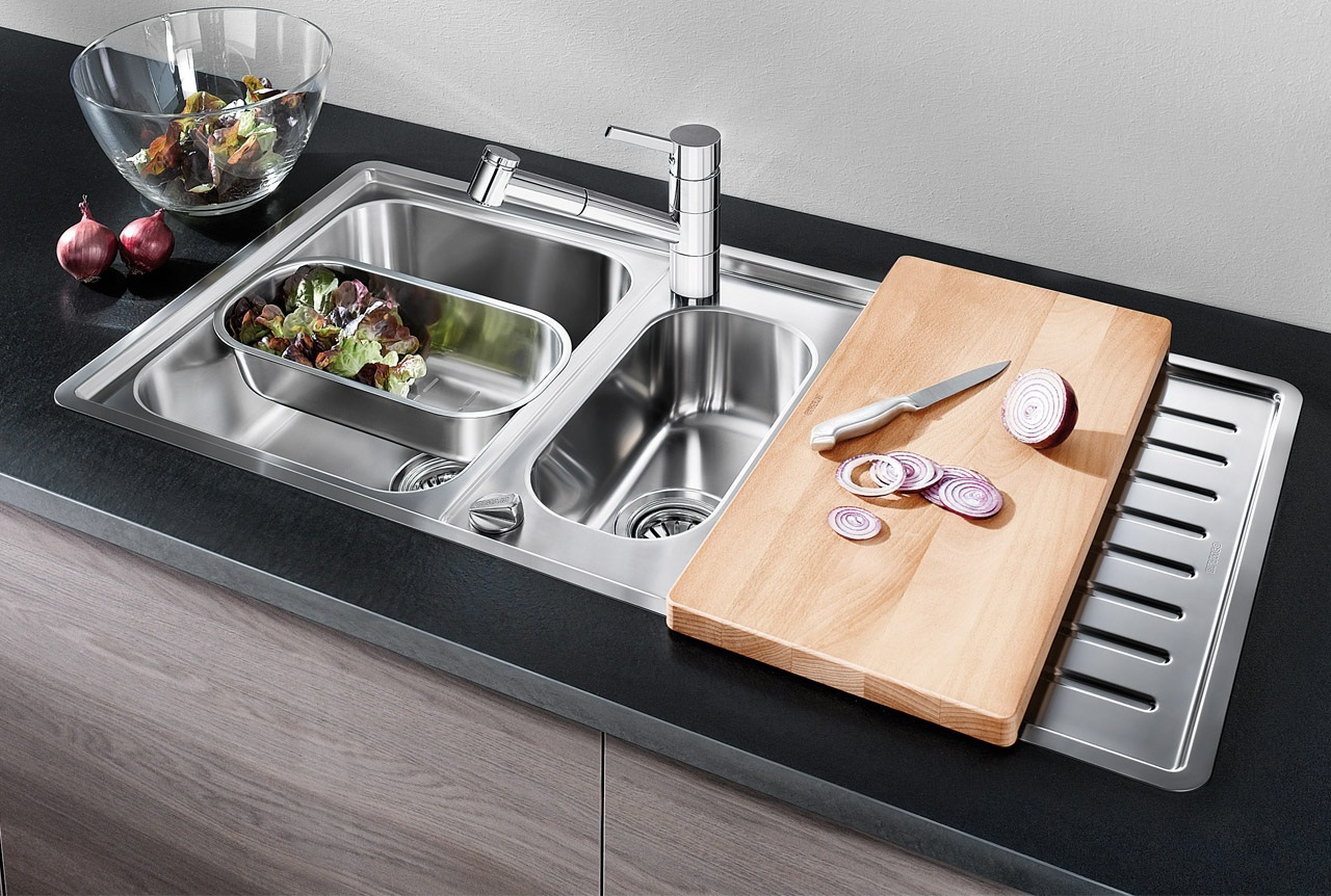 Featured Image of Deluxe Modular Kitchen Sink